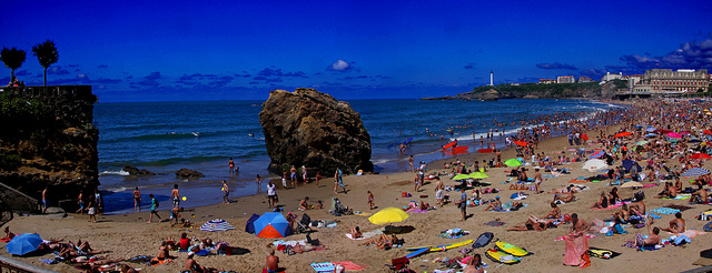 climate and weather in biarritz