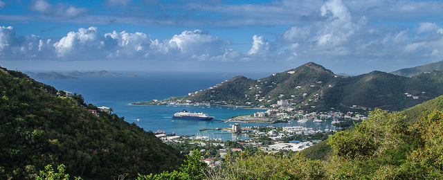 climate and weather in the british virgin islands